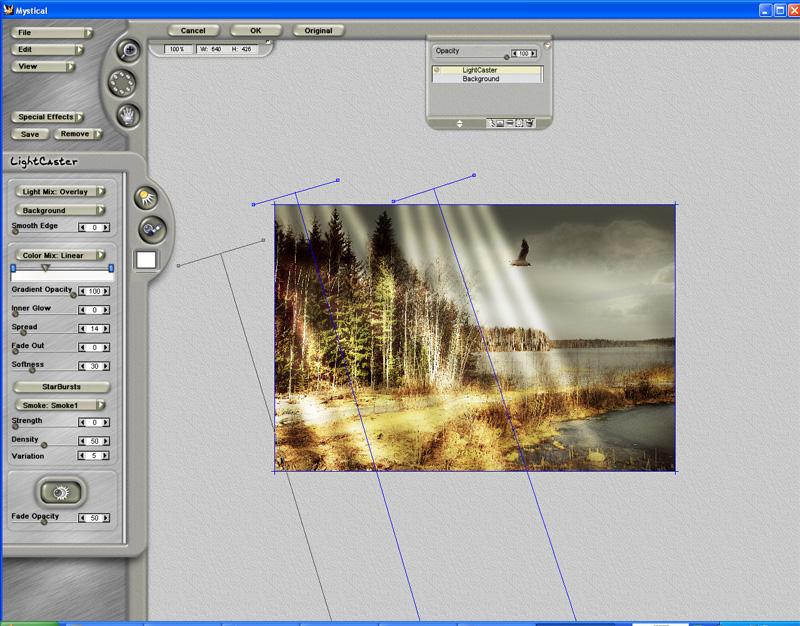 вариант какие фильтры применяют при обработке фотографии охота
